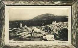 PHIRA DE SANTORIN - Vue Générale. - Grèce