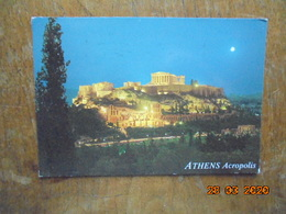 Athens Acropolis By Night. Haitalis PM 1998 - Grèce