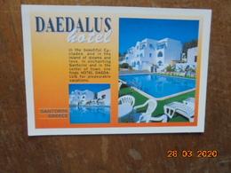 Island Of Santorini. Daedalus Hotel. - Grèce