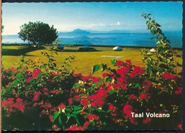 °°° 20487 - PHILIPPINES - A VIEW OF TAAL VOLCANO °°° - Filippine