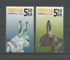 Faroer 2005 Hare Y.T. 522/523  (0) - Faroe Islands