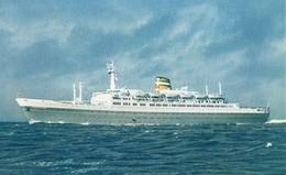 STATENDAM - Passagiersschepen