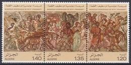 Algerien Algeria Algerie 1980 Kunst Arts Kultur Culture Antike Ancient Times Mosaiken Mosaics Setif Dionys, Mi. 748-0 ** - Algérie (1962-...)