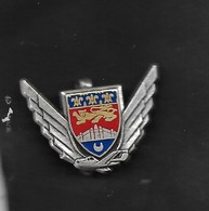 INSIGNE ARMEE DE L'AIR BORDEAUX A 702 DELSART - Heer