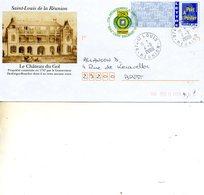 Ile De La Reunion   Saint Louis   Le Chateau Du Gol  2006 - France (former Colonies & Protectorates)