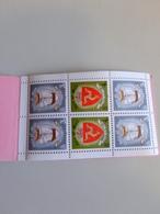 Postzegelboekjes - Briefmarken