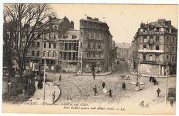 Amiens / Place René Goblet Et Rue Allart / Destructions WW1 / Ed. LL - Amiens