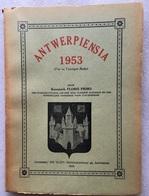 Antwerpiensia 1953 - Floris Prims - Antwerpen - Borsbeek - Schilde - Westmalle - Borsbeek