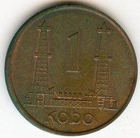 Nigeria 1 Kobo 1973 KM 8.1 - Nigeria