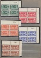 Barbados 1939 Tercentenary Of General Assembly MNH (**) Read Sc# 202-206, SG 257-261, Mi 170-174, Yt 176-180 #12635 - Barbados (...-1966)
