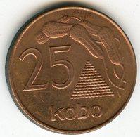 Nigeria 25 Kobo 1991 UNC KM 11a - Nigeria