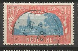 INDOCHINE N° 143 OBL - Gebraucht