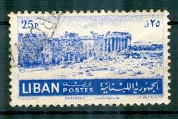 Libanon Liban  1952, Michel No. : 470, - USED - *** - Líbano