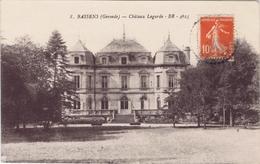 33 - Bassens - Château Lagarde - Sonstige Gemeinden