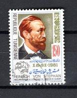 TUNISIE  N° 928    OBLITERE COTE  0.60€     UPU - Tunisie (1956-...)
