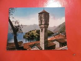 Lago Di Como - Torre Gotica E L'isola Comacina - Autres