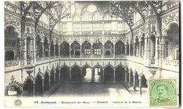 Belgie - Belgique - Anvers - Intérieur De La Bourse - Antwerpen