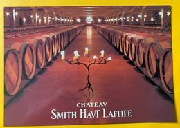 12100 -  Château Smith Haut Lafitte Les Chais - Publicité