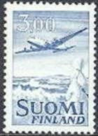 Finland 1963 3mk Vliegtuig Fluorescerend PF-MNH-NEUF - Finland