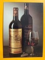 12102 -  Château Palais-Cardinal-La-Fuie 1988 - Publicité