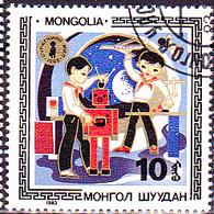 Mongolei - Jahr Des Kindes (MiNr: 1577) 1983 - Gest Used Obl - Mongolia