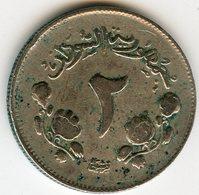 Soudan Sudan 2 Ghirsh 1969 - 1389 KM 36 - Soudan