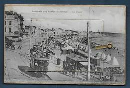 Souvenir Des SABLES D'OLONNES - Carte à Système ( Dépliant 10 Vues ) - Sables D'Olonne