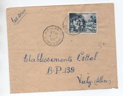 1961 - ENVELOPPE De MBALMAYO (CAMEROUN) - SEUL SUR LETTRE - Cameroun (1960-...)