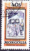 Mongolei - Interkosmos (MiNr: 1323) 1980 - Gest Used Obl - Mongolia