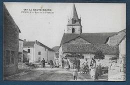 VIEVILLE - Rue De La Fontaine - Autres Communes