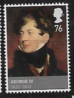 GB 2011 HOUSE OF H ANNOVER KINGS GEORGE L & LV PAIR - 1952-.... (Elizabeth II)