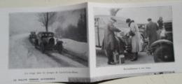 LUS LA CROIX HAUTE (Drôme)   Rallye Féminin -  Coupure De Presse De 1931 - Documents Historiques