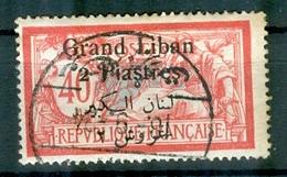 Libanon Liban 1924, Michel No. : 35, - USED - *** - Líbano