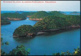 °°° 20509 - PHILIPPINES - HUNDRED ISLANDS , ALAMINOS PANGASINAN - 2007 °°° - Filippine