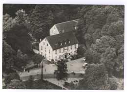 Mettmann Hotel Neanderhof Inh. Erich Lentzen Neandertal 1959 Luftfoto - Mettmann