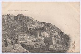 06 SAINTE AGNES - Environs De Menton. - Autres Communes