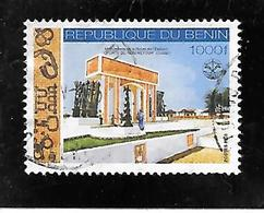 TIMBRE OBLITERE DU   BENIN DE  2003 N° MICHEL 1349 - Benin - Dahomey (1960-...)