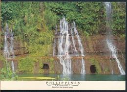 °°° 20513 - PHILIPPINES - SAN ISIDRO - SAGPULON SPRING & FALLS - 1995 °°° - Filippine