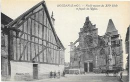 HOUDAN : VIEILLE MAISON - Houdan