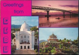 °°° 20514 - PHILIPPINES - GREETINGS FROM CEBU °°° - Filippine
