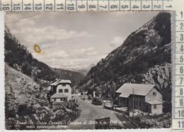UDINE PASSO M. CROCE CARNICO CONFINE DI STATO 1955 - Udine