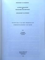 Inventaris Van Het Hedendaags Gemeentearchief Van BOOM - Rijksarchief Te Antwerpen - 1984 - 133 Pp - Boom