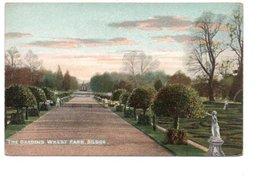 SILSOE. THE GARDENS. WREST PARK. - Angleterre
