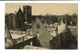 CPA-Carte Postale-Belgique-Tongerloo- Brandramp Der Abdij -Algemeen Zicht  VMO14658 - Westerlo