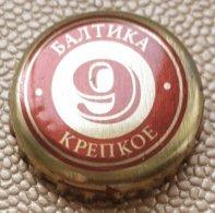 (LUXPT) - RU - L5 -  Capsula De Bieré Baltika 9 - Federação Russa - Bière