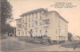 Varaždinske Toplice - Nova Ljecilistna Kuca Josipova Kupelj -1909 - Croatie