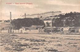 Fiume - Rijeka - Case Operaie (Pioppi) - 1910 - Croatie