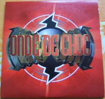 CD PROMO ROADRUNNER - METAL  ONDE DE CHOC - FEAR FACTORY / SEPULTURA / DEICIDE / OBITUARY / TYPE O NEGATIVE - Hard Rock & Metal