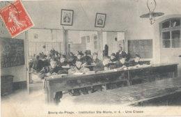 26 // BOURG DE PEAGE   Institution Ste Marie  N° 4  Une Classe - Autres Communes