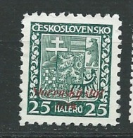 Slovaquie     -  Yvert  N° 4  (*)   -  Ay 269 16 - Unused Stamps